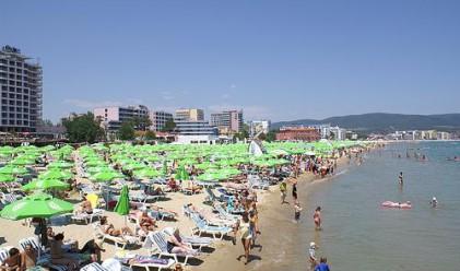 Туристите в Слънчев бряг с 8-10% по-малко тази година