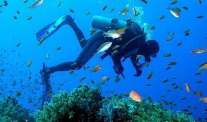Правителство заседава на морското дъно