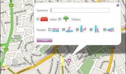 Еротично приложение на Google Maps