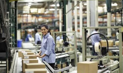 Промишленото производство у нас намалява с 16%