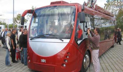 Подновяват тролейбусния парк на София със заем от ЕБВР
