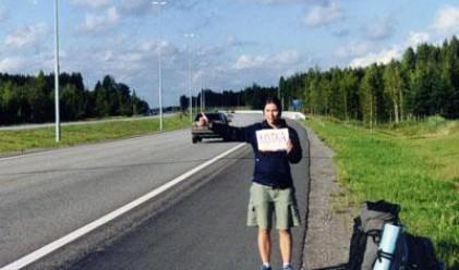 Българин ще обикаля планетата на автостоп