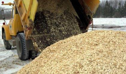 С 35% по-малко продажби в дървообработваща промишленост
