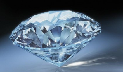 Брокер плаща данък с диамант