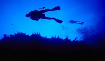 Министри заседаваха под водата