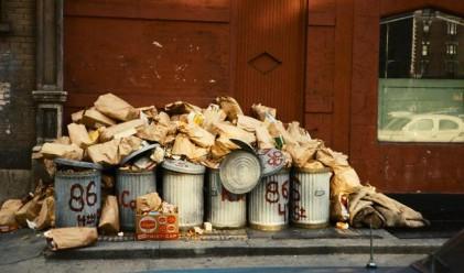 1000 лв. глоба за неправилно хвърлен боклук