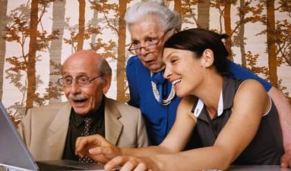 Интернет предпазва от склероза