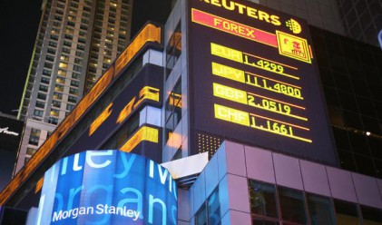 Печалба на Morgan Stanley надхвърли очакванията