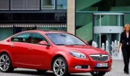 Да се срещнеш на четири очи с Opel Insignia