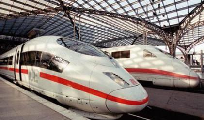 Deutsche Bahn глобена с рекордните 1.12 млн. евро