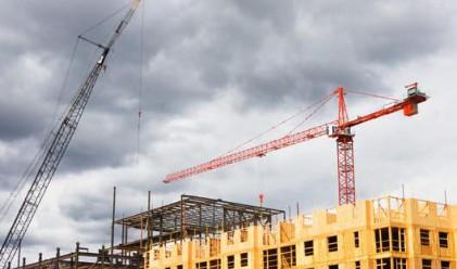 Спадът в жилищното строителство е около 60%