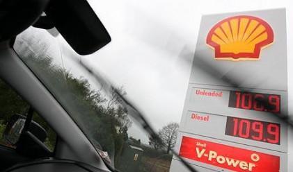 Печалбите на Shell спаднаха с 62% за Q3