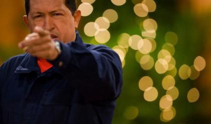 Чавез продължава с национализацията