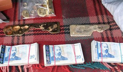 """Откраднаха злато за 20 млн. лв. от акция """"Леярите"""""""