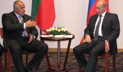 Борисов разговаря с Путин по телефона