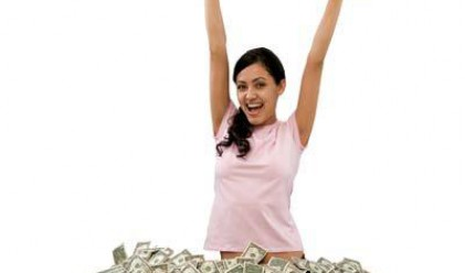 Жените са по-щедри от мъжете