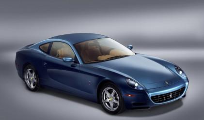 Ferrari произведе един брой модел 612 GTS Pavesi