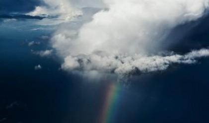 Огромна озонова дупка се отваря над Източна Европа