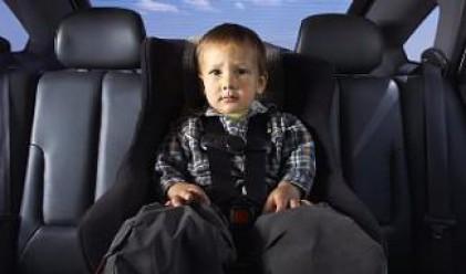 Лошото шофиране се предава на децата