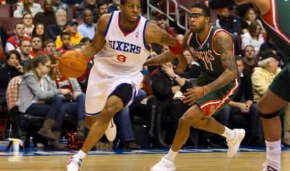 Звезда от НБА изкара стаж в Merrill Lynch