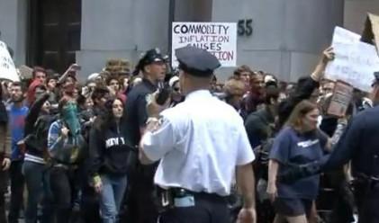 Протестите срещу корпорациите в САЩ се разрастват