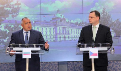 Борисов за еврозоната: Не щем да влезем в място на дългове