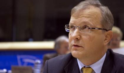 Европейските министри обсъждат координирана банкова помощ