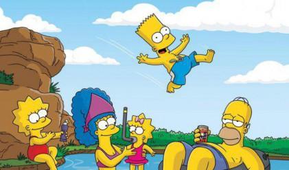 Фокс обмисля края на семейство Симпсън