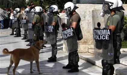 Луканикос - символът на гръцките протести