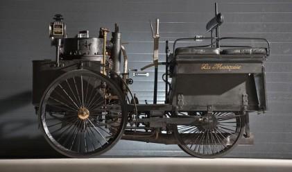 Най-старият автомобил в света продаден за 4.6 млн. долара