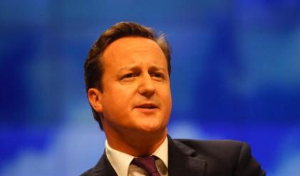 Камерън: Времето за спасяване на еврото почти изтече