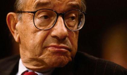 Алън Грийнспан намери причината за кризата в еврозоната
