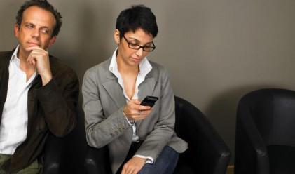 70% от жените се чувстват голи без мобилен телефон