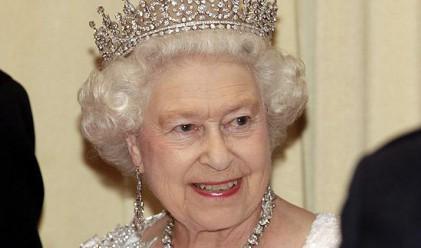 Пускат монета с брилянти в чест на Елизабет ІІ