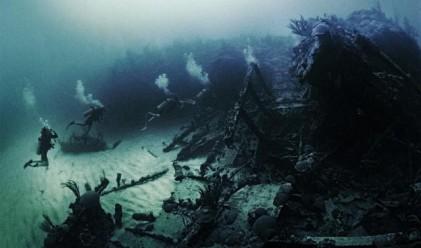 Odyssey намери втори потънал кораб със сребро