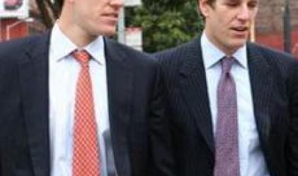 Нова съдебна загуба за близнаците Уинкълвос