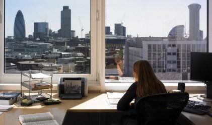 Британците са най-трудолюбиви в Европа