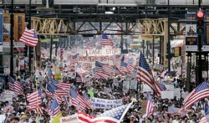 Протести срещу корпоративната алчност