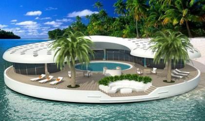Плаващи жилища спасяват Светa