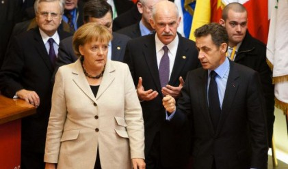 Меркел удари пазара с горчива доза реализъм