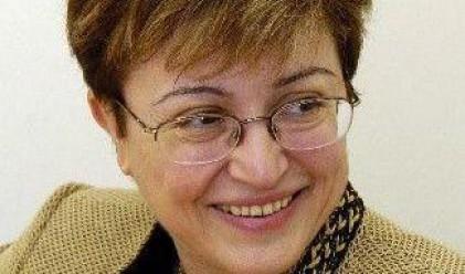 Кр. Георгиева: Хората са бедни, но трябва дисциплина