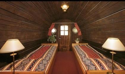Най-малките хотелски стаи в света
