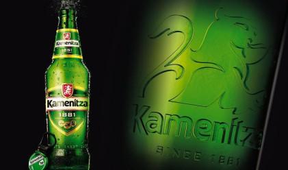 Каменица е отново лидер на българския бирен пазар