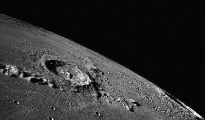 Русия иска да построи лунна база във вулканична пещера