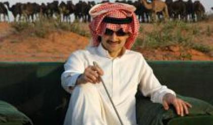 Най-богатият арабски бизнесмен иска дял от Twitter