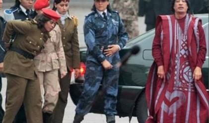 Странностите на Кадафи