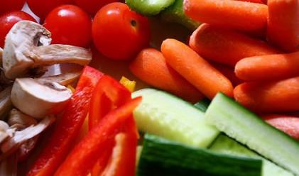 Домати и краставици поскъпват, по-евтино зеле и картофи