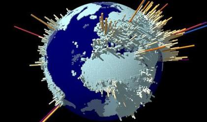 Вижте колко ще е населението на Земята през 2100 г.