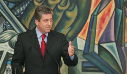 Първанов: Очаквам нещо по-добро за България