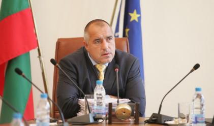 Борисов: Очаква се през юли 2012 г. да сме изцяло в Шенген